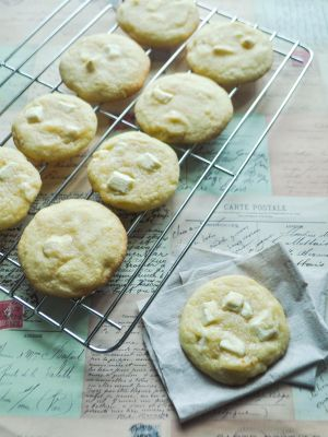 lemon cookies 1