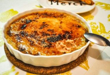 foie gras creme brulee too