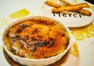 foie gras creme brulee